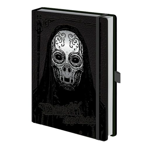 Harry Potter Death Eater A5 Premium Notebook Note Pad